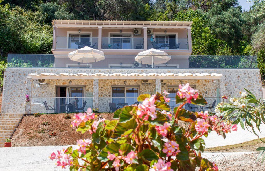 Villa Boukari Beach Front 1