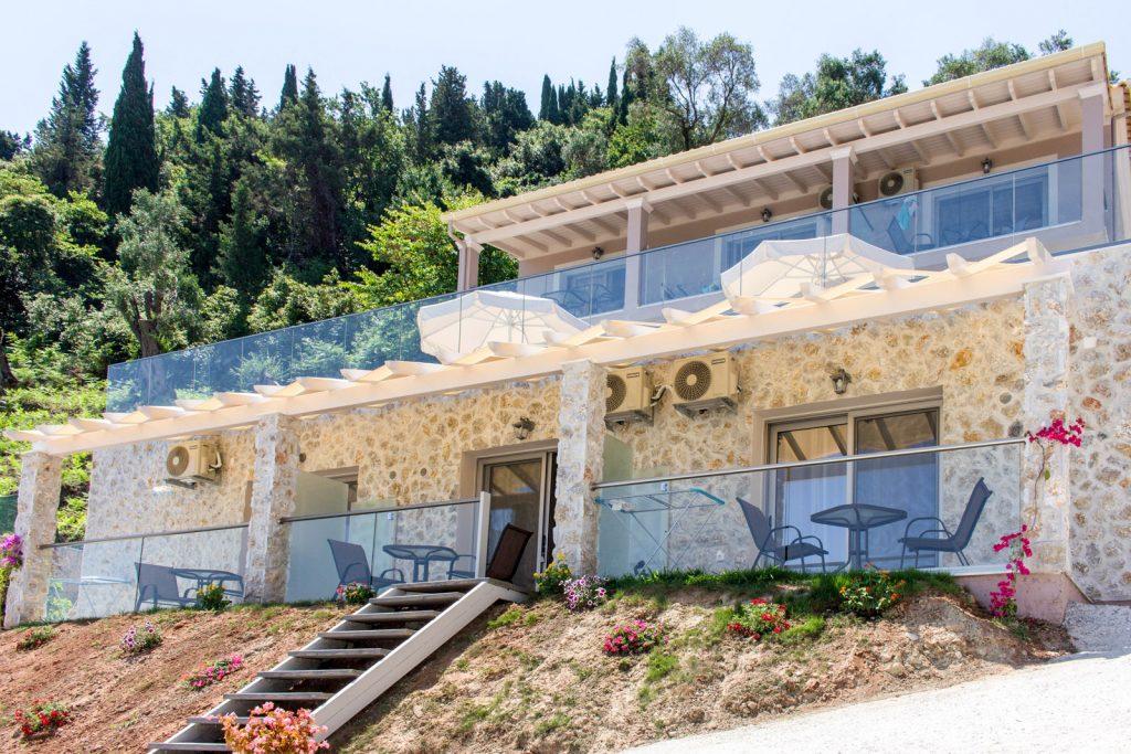 Villa Boukari Beach Front 4